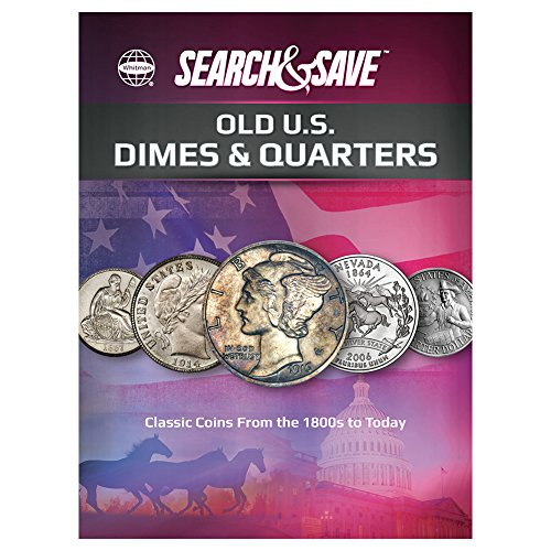 Search & Save: Dimes and Quarters (Whitman Search & Save)