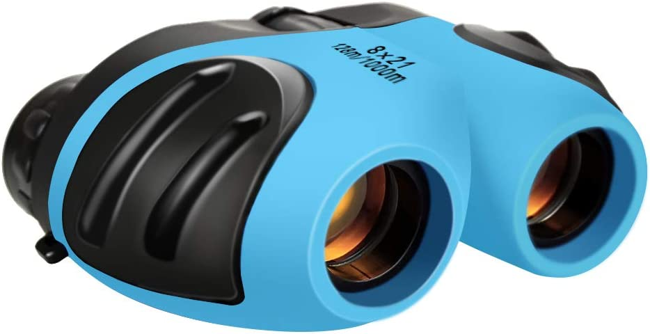 ATOPDREAM Compact Waterproof Binocular for Kids Toys - Best Gifts