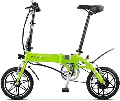 TX 14 Pulgadas Bicicleta Eléctrica Batería De Litio Aleación De ...