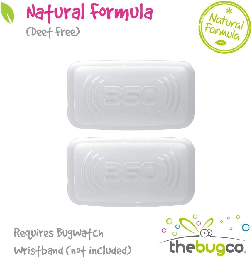 TheBugWatch Bugblock Refill Two Pack
