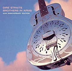 Import only SACD pressing. 20th anniversary limited edition of Dire Strait's 1985 album in the Hybrid/SACD format - 5.1 Surround Sound, packaged in a standard jewel case. Features the same nine tracks as the original version. Mercury. 2005.  ...