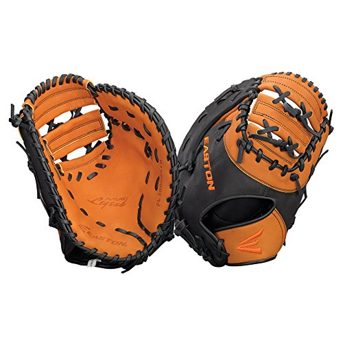 Glove Right Hand Thrower (Easton Future Legend Series FL3000BKTN Right Hand Throw 11.5 in Youth 1B Mitt)
