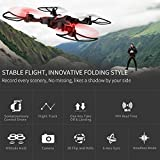 DoDoeleph-Syma-X56W-RC-Drone-Foldable-Quadcopter-With-HD-720P-Wifi-Camera-and-Live-Video-4-Channel-Headless-Mode-Altitude-Hold-One-Key-Take-off-Landing-UAV