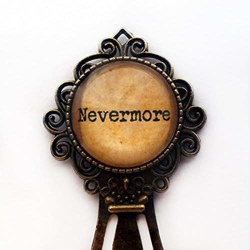 "Edgar Allen Poe ""Nevermore"" Bookmark"