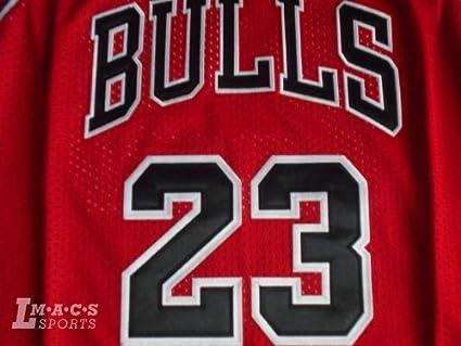 72d6cbd6d931 Amazon.com   NBA Chicago Bulls RED Jersey