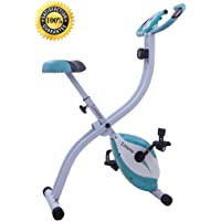 Cockatoo CXB-05 Smart Series Foldable X-Bike with 8 Level Manual Tension, Exercise Bike(2 Year Warranty)