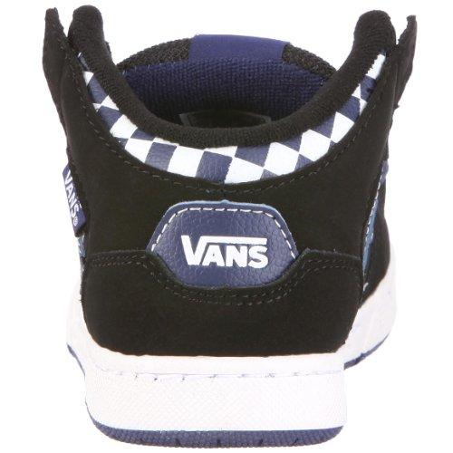 Vans Y SKINK MID VIPD1KS - Zapatillas de deporte de ante para niños Negro