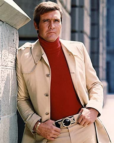 Lee Majors 8x10 Promotional P Ograph As Steve Austin The Six Million Dollar Man At Amazons Entertainment Collectibles Store