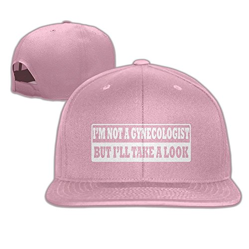 Adjustable Speculum (WilliamKL I'm Not Gynecologist But I'll Take Look Flat Bill Snapback Adjustable Trucker Hats Pink)