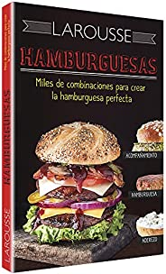 1000 recetas de hamburguesas
