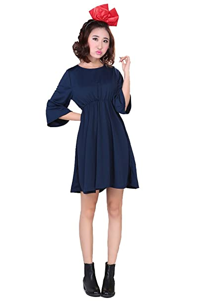 Amazon.com: Kiki Anime Disfraz Halloween Party Dress Sailor ...