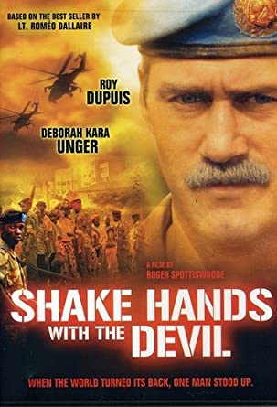 Shake Hands With The Devil Book