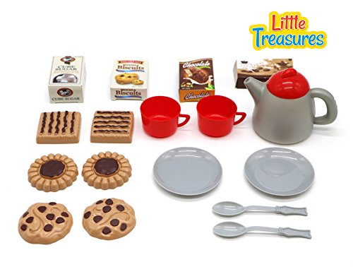 Little Treasures Play Snack Set