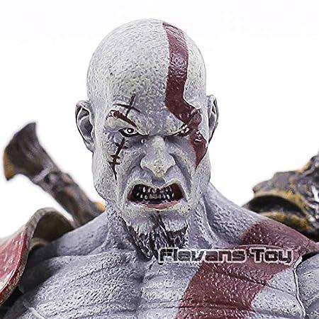 Amazon.com: Ghost of Sparta Kratos God of War PVC Action ...