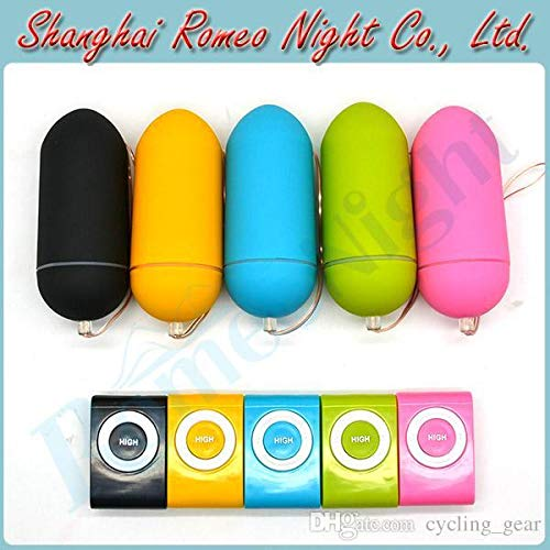 348fdeae9 Amazon.com  Lovepan 20 Speeds Colorful Portable Wireless Waterproof MP3  Vibrators Remote Control Women Body Massager Vibrator Sex Toys Audlt  Products Hot ...