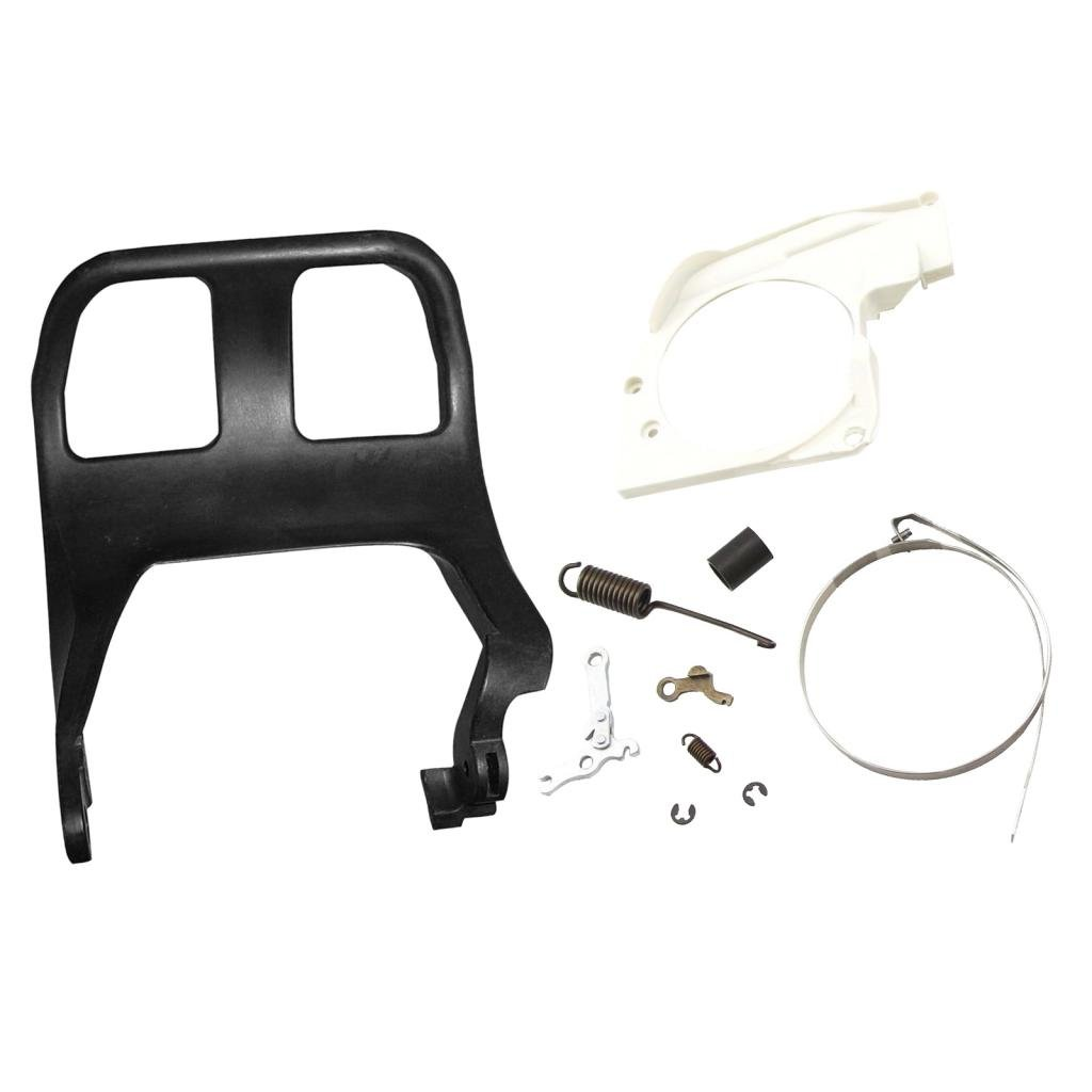 MagiDeal Replace Chain Brake Handle Lever Hand Guard FOR Stihl MS290 MS390 026 024 - Black, 15.5X19X6.5cm