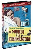 La Modelo y La Casamentera v.o.s DVD 1951 The Model and the Marriage Broker