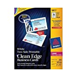 AVE5871 - Avery Clean Edge Business Card