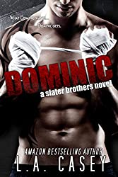 Dominic (Slater Brothers Book 1) (English Edition)