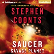Saucer: Savage Planet: Saucer, Book 3 | Stephen Coonts