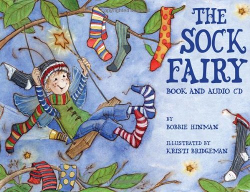 The Sock Fairy (Book & Audio CD)