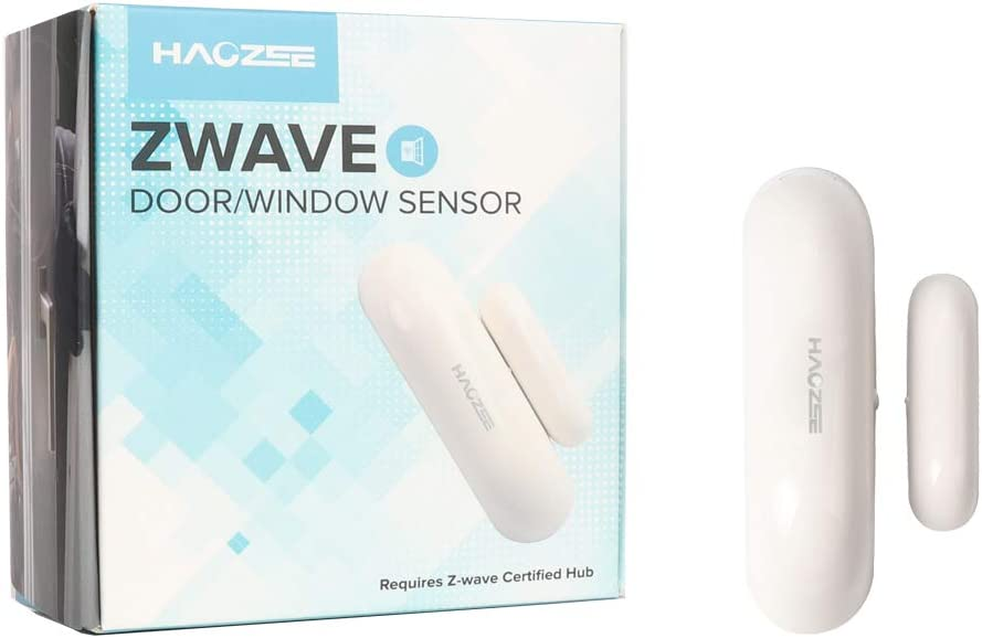 Haozee Z-Wave Plus Door/Window Sensor Z-Wave Magnet Lock Detector Battery Operated Smart Home Automation?-¡­