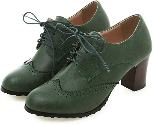 Block Heel Shoes UK 3s 8s FREE UK P\u0026P