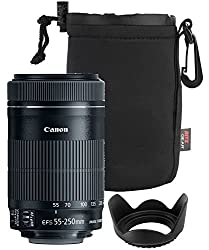 Image of the product Canon EF S 55 250mm F4 56 that is listed on the catalogue brand of Canon.