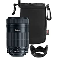 Canon EF-S 55-250mm F4-5.6 is Mark II Lens for Canon SLR...