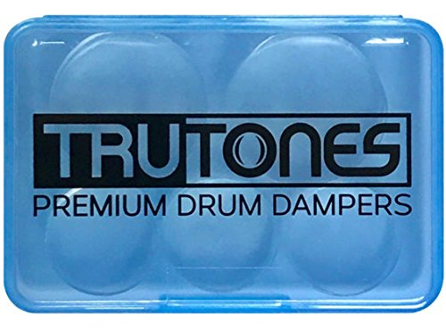Revolution TruTones Drum Dampeners - 10-pack
