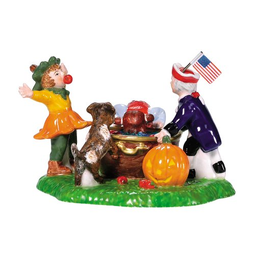 Department 56 Bobbing For Apples - Halloween Bobbing For Apples