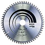 Bosch 2608640642 216 x 2.8 x 30 mm Opti Wood Mitre Circular Saw by Bosch