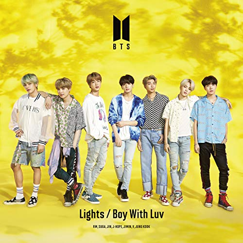 BTS / Lights/Boy With Luv[DVD付初回限定盤A]