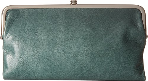 Hobo Womens Lauren Vintage Wallet Clutch Purse (Jasper) by HOBO
