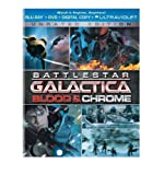 Battlestar Galactica: Blood & Chrome - Unrated Edition (Blu-ray + DVD + Digital Copy + UltraViolet) by Universal Studios