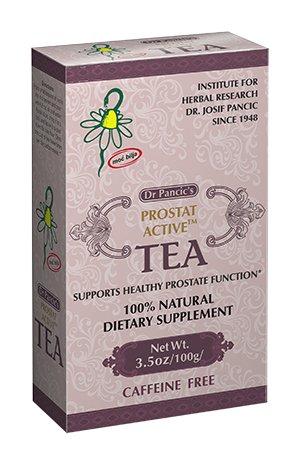 Earths Pharmacy (Florida Herbal Pharmacy, Dr Pancic's Prostat Active Tea, 3.5oz/100g)