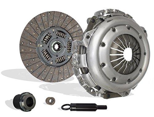 Clutch Kit For Chevy Gmc Sierra Suburban Yukon C K Pickups 5.0L 5.7L (C1500 Suburban Clutch Flywheel)