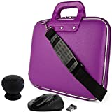 SumacLife's Purple Cady Carrying Case Suitable for