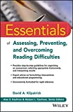 Essentials of Assessing, Preventing, and Overcoming Reading Difficulties 1st Edition