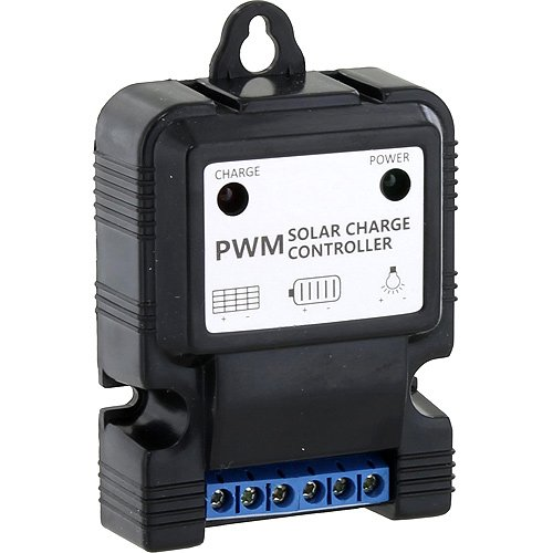 11.1V 3A Lithium Solar Charge Controller by xUmp.com