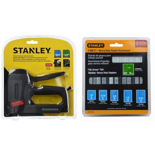 Stanley SharpShooter Heavy Duty Assortment 2500 Pack