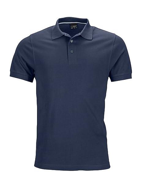 Premium Herren Polo Shirt Poloshirt Feine Pique Qualität Pima Baumwolle:  Amazon.de: Bekleidung