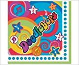 Doodlebops Large Napkins (16ct)