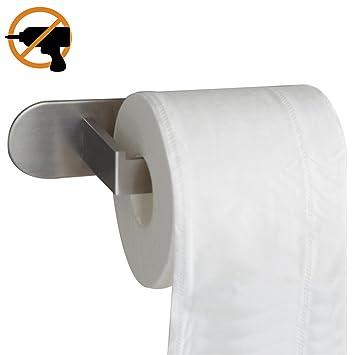 CASEWIND Silber Modern Toilettenpapierhalter Klorollenhalter aus ...