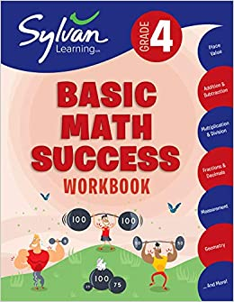 4th Grade Basic Math Success Workbook: Activities, Exercises, and ...