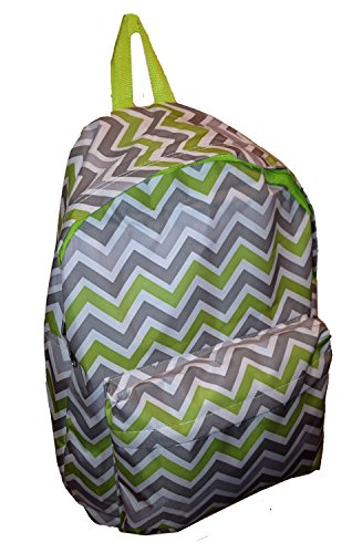 Novelty Print Medium Sized Backpack