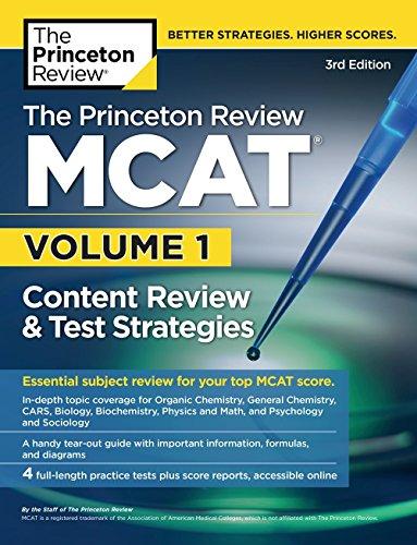 Buy mcat prep book