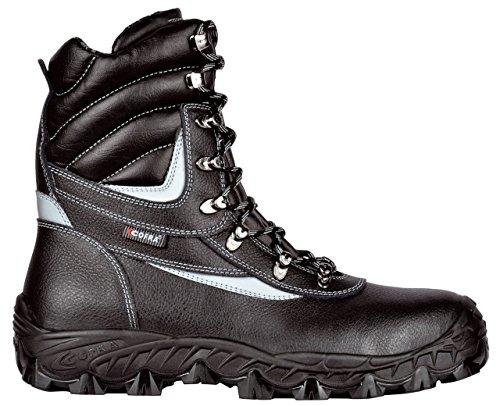Cofra FW100-000.W44 New Rodano S3 SRC Chaussures de sécurité Taille 44 Noir
