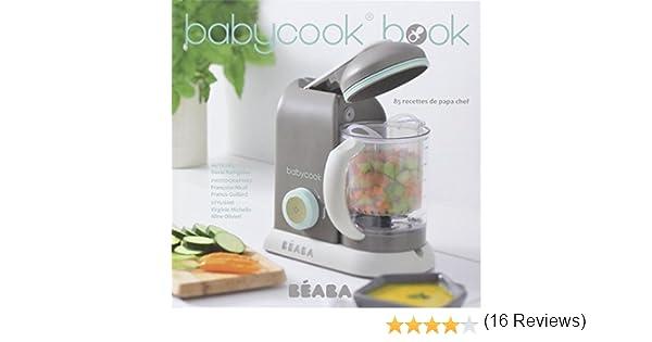 Béaba 232086 - Libro de recetas Babycook: Amazon.es: Bebé
