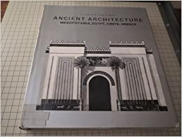 Book Ancient Architecture